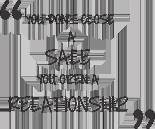 Sale Relationship