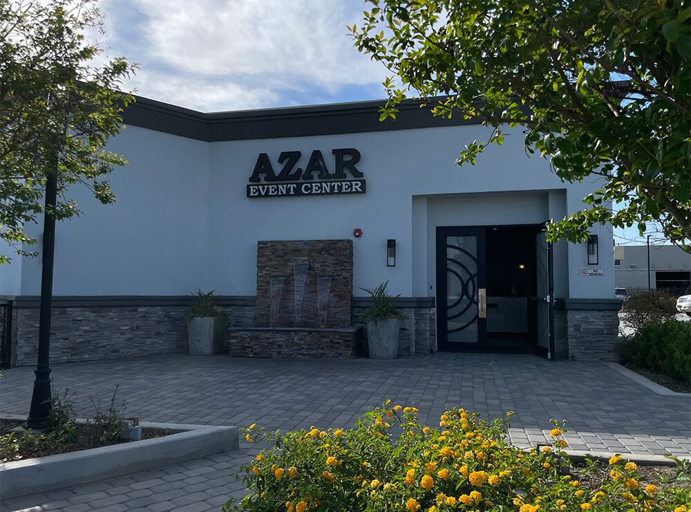 Azar Event Center
